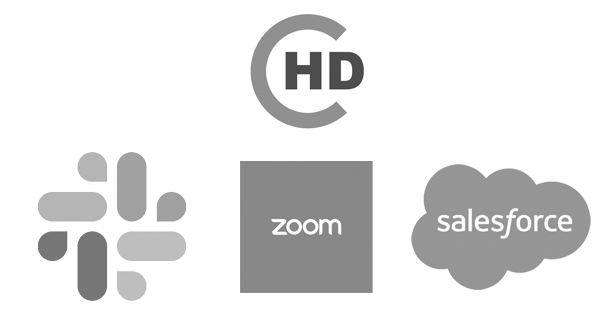 CircleHD integration with SalesForce, Slack and Zoom