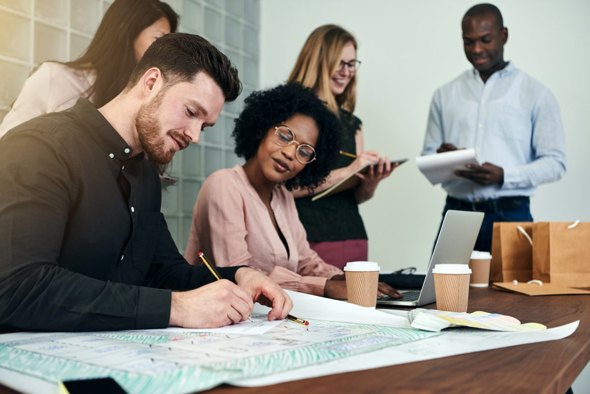 Creating an Inclusive Culture in Large Organizations